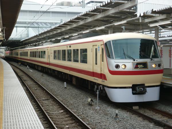 2014-03-31 西武10105F 特急ちちぶ34号池袋行き2
