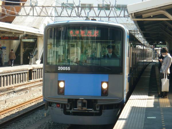 2014-03-31 西武20155F 各停新所沢行き 5815レ