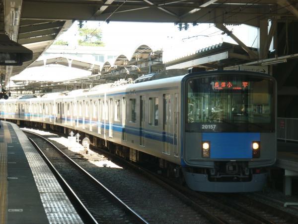 2014-03-31 西武20157F 各停小平行き1 5408レ