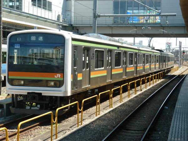 2014-03-31 八高線209系ハエ64編成