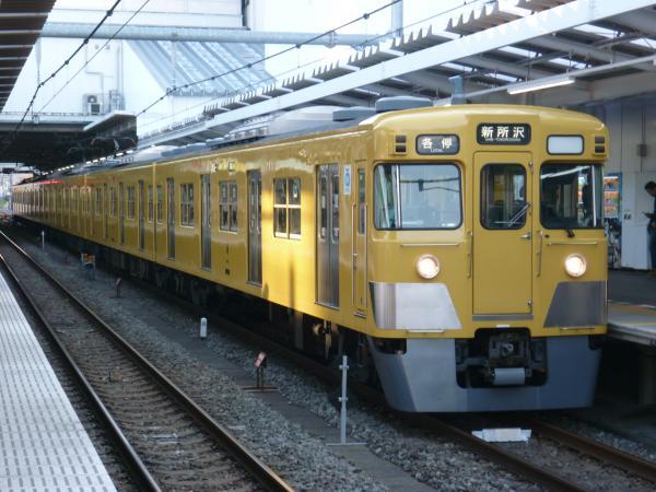 2014-03-28 西武2025F 各停新所沢行き