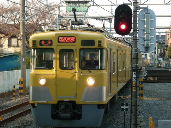 2014-03-28 西武2401F+2053F 各停西武新宿行き1