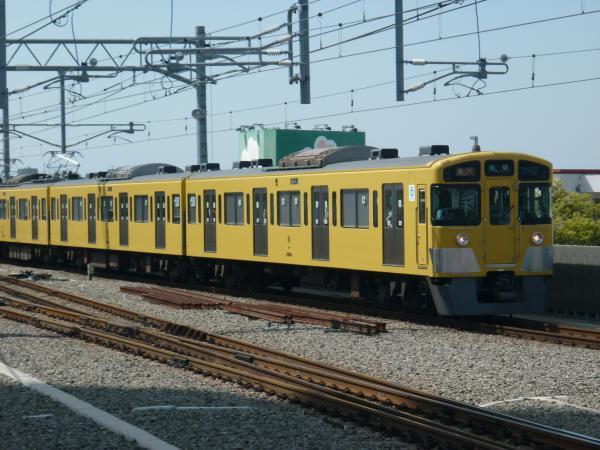 2014-04-12 西武2063F 急行池袋行き 2140レ