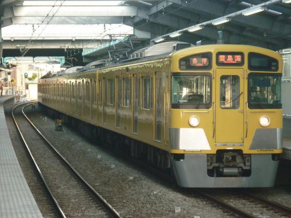 2014-04-12 西武2087F 各停豊島園行き1 5495レ