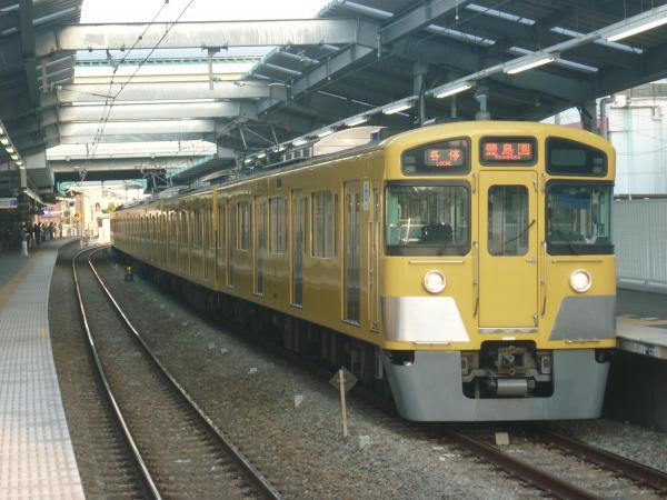 2014-04-12 西武2087F 各停豊島園行き2 5495レ