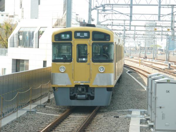 2014-04-12 西武2455F+2089F 準急飯能行き3 4129レ