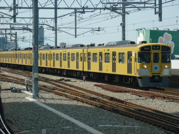 2014-04-12 西武9106F 急行池袋行き 2136レ