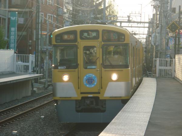 2014-04-12 西武9107F 急行池袋行き 2162レ