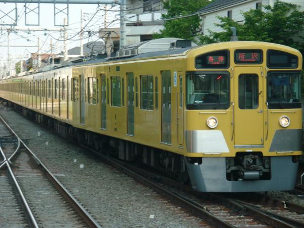 2014-04-26 西武2073F 各停所沢行き 5309レ