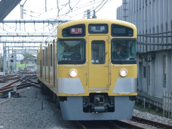 2014-04-26 西武2083F 急行池袋行き 2123レ