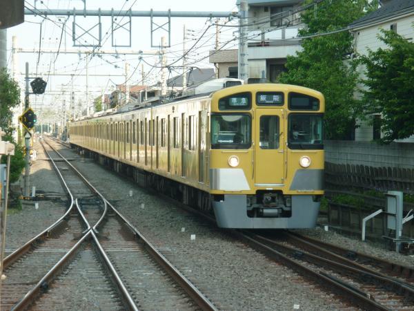 2014-04-26 西武2083F 準急飯能行き1 4141レ