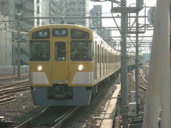 2014-04-26 西武2085F 準急池袋行き 4314レ