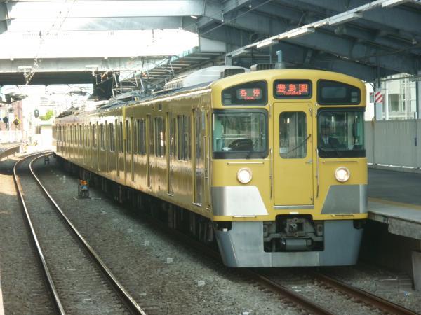 2014-04-26 西武2097F 各停豊島園行き1 5489レ