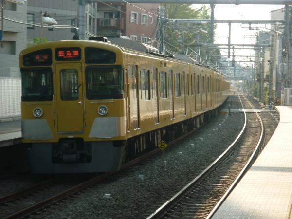 2014-04-26 西武2097F 各停豊島園行き2 5489レ