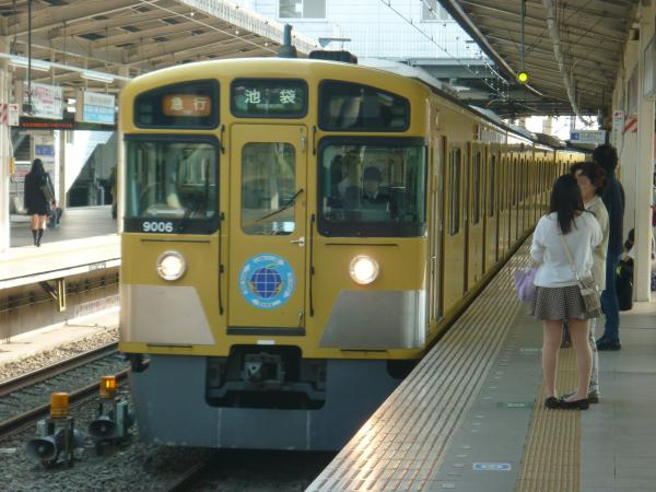2014-04-26 西武9106F 急行池袋行き 2152レ