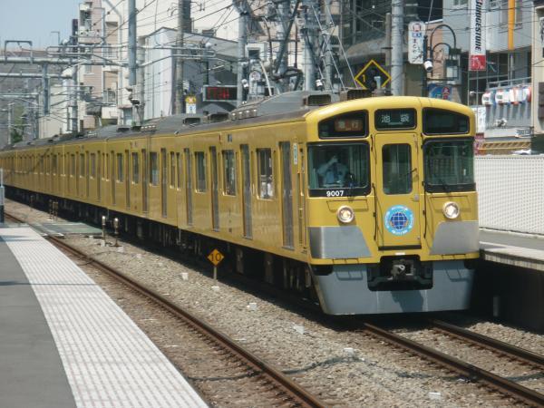 2014-04-26 西武9107F 急行池袋行き 2124レ