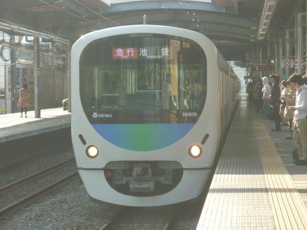 2014-04-26 西武38109F 急行池袋行き 2156レ