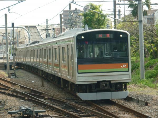 2014-04-26 八高線205系ハエ84編成 川越行き