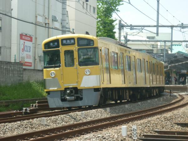 2014-05-01 西武2083F 各停豊島園行き2 5467レ