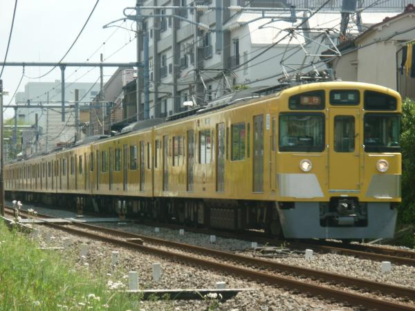 2014-05-01 西武2463F+2075F 急行飯能行き 2139レ