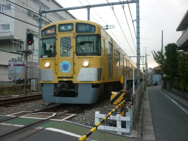2014-05-01 西武9101F 急行池袋行き 2166レ