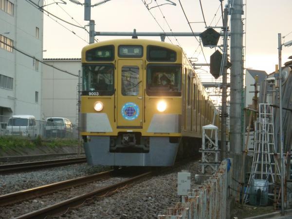 2014-05-01 西武9103F 準急池袋行き 4220レ