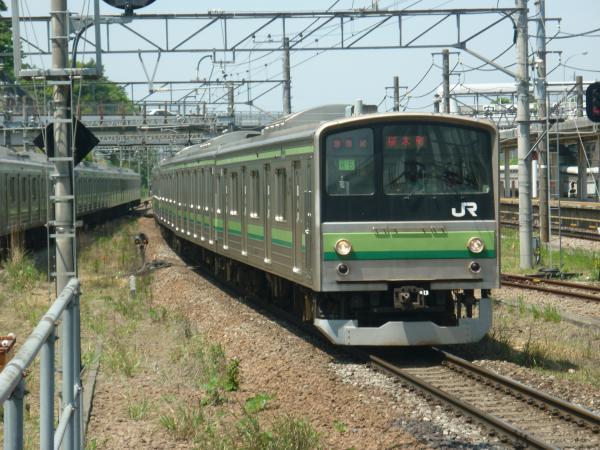 2014-05-03 横浜線205系クラH5編成 桜木町行き1