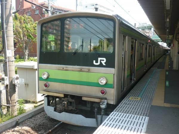 2014-05-03 横浜線205系クラH5編成 桜木町行き2