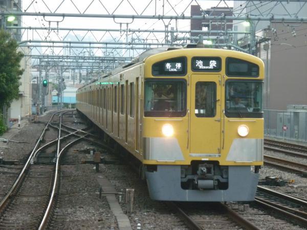 2014-05-03 西武2085F 各停豊島園行き