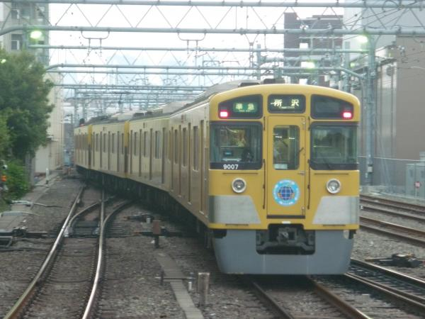 2014-05-03 西武9107F 準急所沢行き2