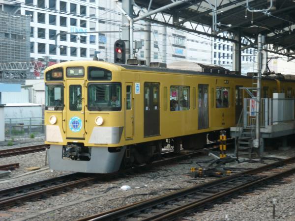 2014-05-03 西武9108F 急行飯能行き1