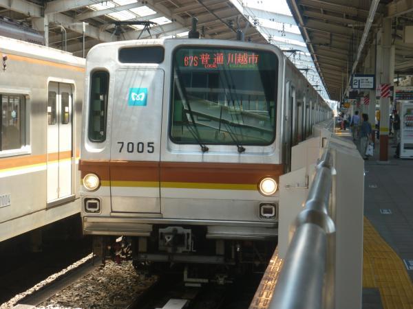 2014-05-18 メトロ7105F 普通川越市行き