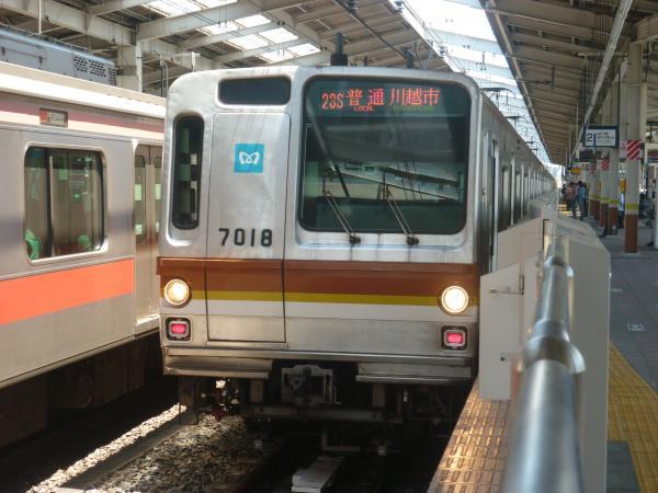 2014-05-18 メトロ7118F 普通川越市行き