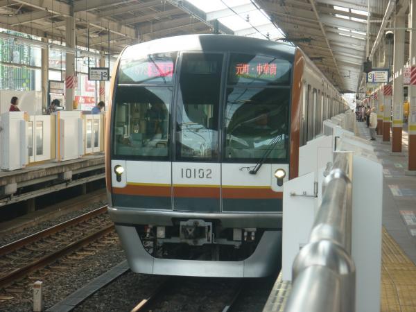 2014-05-18 メトロ10102F 急行元町・中華街行き