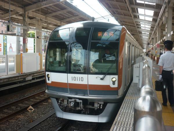 2014-05-18 メトロ10110F 各停新木場行き