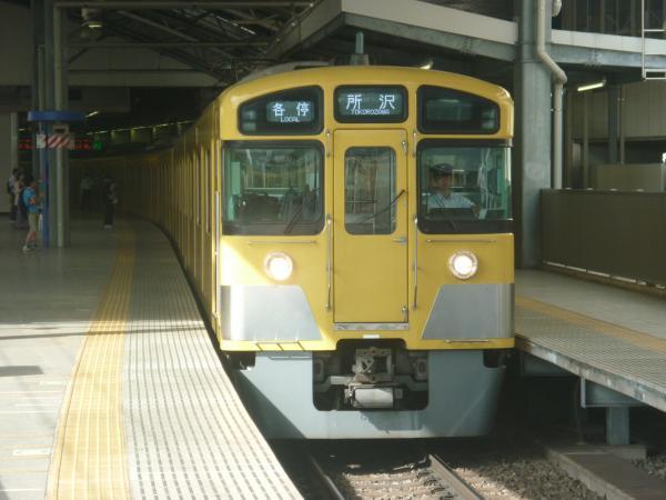 2014-05-18 西武2089F 各停所沢行き2 5309レ