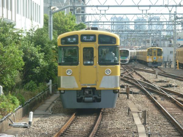 2014-05-18 西武2089F 各停所沢行き3 5309レ