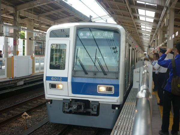 2014-05-18 西武6112F 各停新木場行き