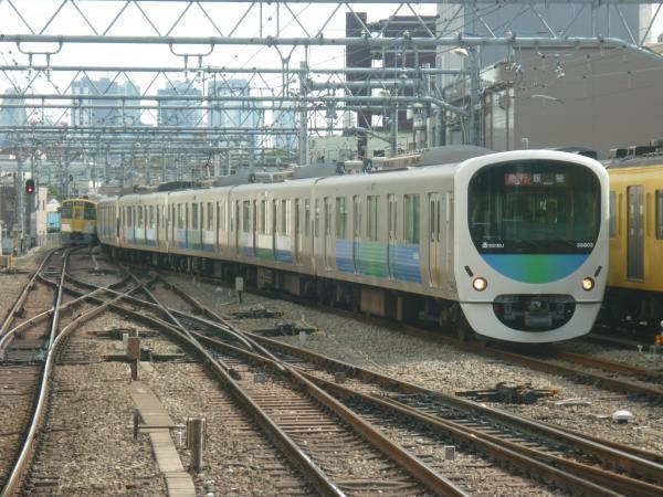 2014-05-18 西武32101F+38103F 急行飯能行き 2150レ