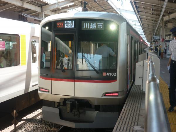 2014-05-18 東急4102F 普通川越市行き