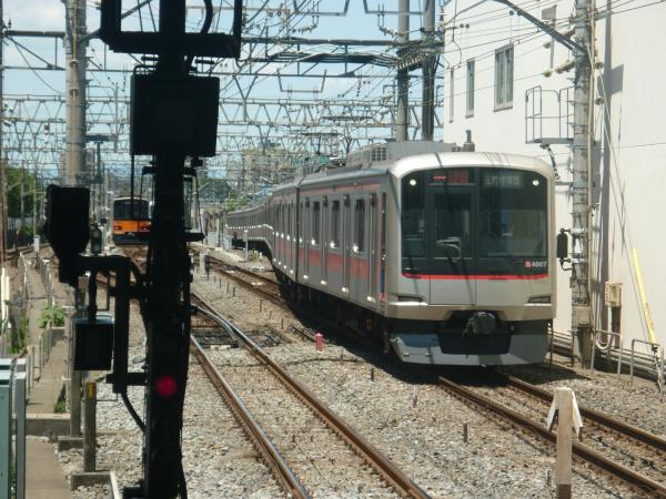 2014-05-18 東急4107F 急行元町・中華街行き