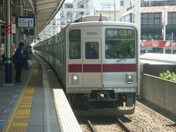 2014-05-18 東武9105F 快速小川町行き