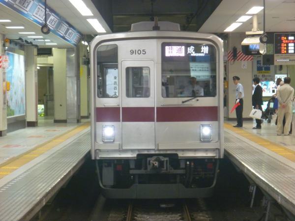 2014-05-18 東武9105F 普通成増行き1