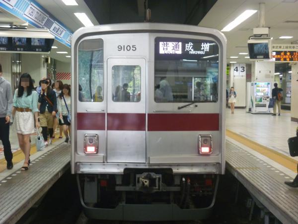2014-05-18 東武9105F 普通成増行き2
