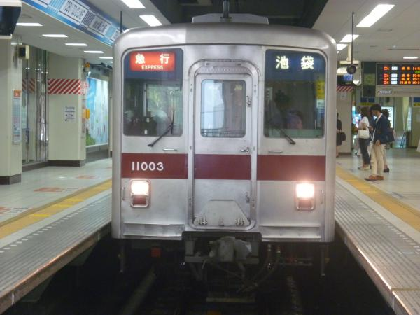 2014-05-18 東武11003F 急行池袋行き
