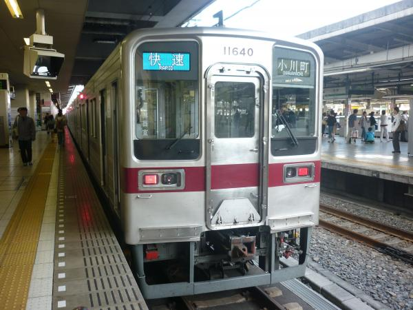 2014-05-18 東武11640F+11440F 快速小川町行き