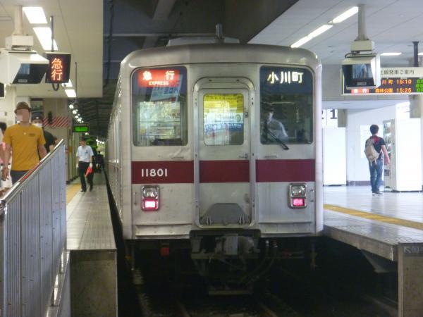2014-05-18 東武11801F+11201F 急行小川町行き