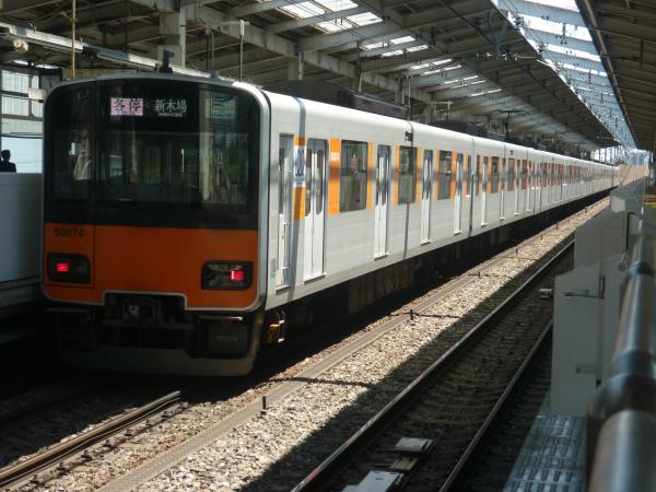 2014-05-18 東武51074F 各停新木場行き