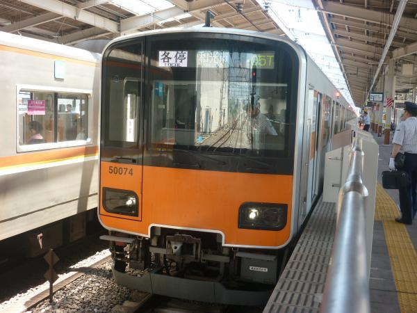 2014-05-18 東武51074F 各停和光市行き