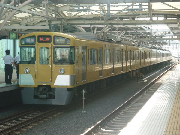 2014-05-24 西武2073F 各停飯能行き 5121レ